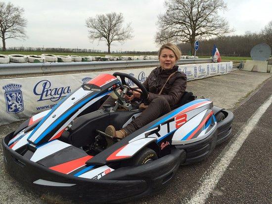 Champforgeuil, Francia: karts RT8 2016