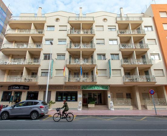Apartamentos turisticos fresno torrevieja spanien omd men och prisj mf relse tripadvisor - Apartamentos fresno torrevieja ...