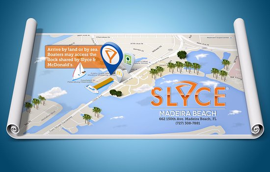 Slyce Pizza Madeira Beach Florida