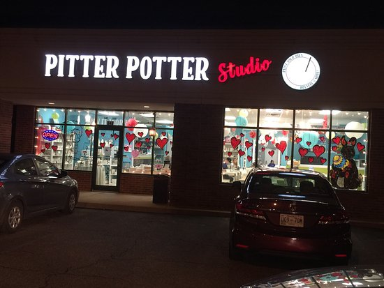 Pitter Potter Studio