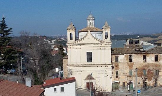 Pianella, Italy: vista esterna