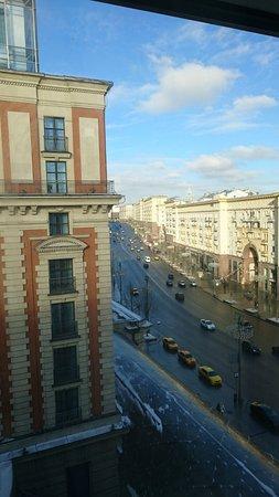 Hotel National, a Luxury Collection Hotel: Вид на Тверскую, но есть номера с видом на Кремль, на Моховую улицу