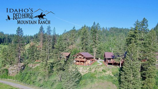 Harrison, ID: Lodge and cabins