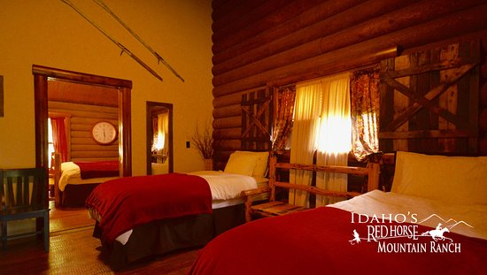 Harrison, ID: Cabins for families and couples