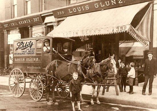 Paso Robles, Kaliforniya: 1903 Delivery Wagon