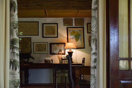Addo, Zuid-Afrika: Dining room