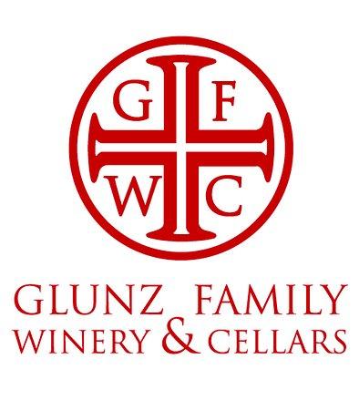 Paso Robles, Kaliforniya: Glunz Winery Logo