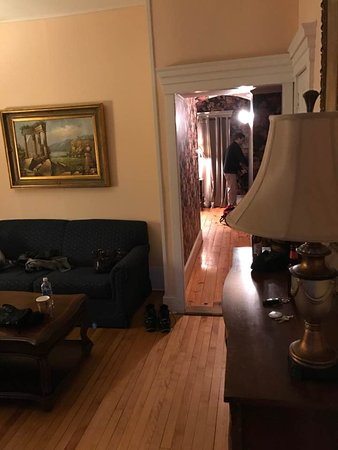 Littleton, NH: Mrs. Beal's Suite