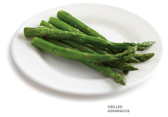 Marshall, MN: Grilled Asparagus