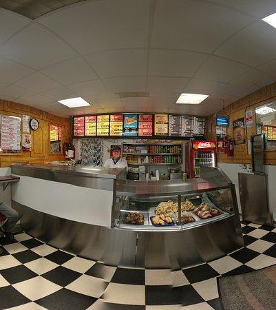 Claremorris, Irlanda: Val's Fast Food