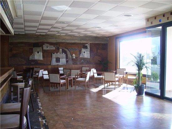Santa Olalla, สเปน: Cafeteria