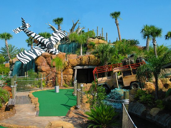 ‪Congo River Golf‬
