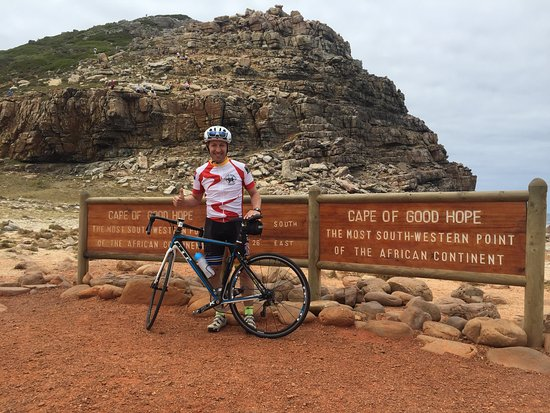 Table View, Afrique du Sud : Cape of Good hope!