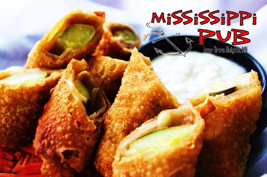 Inver Grove Heights, MN: Our Crispy Fried Pickles are a step above the rest!