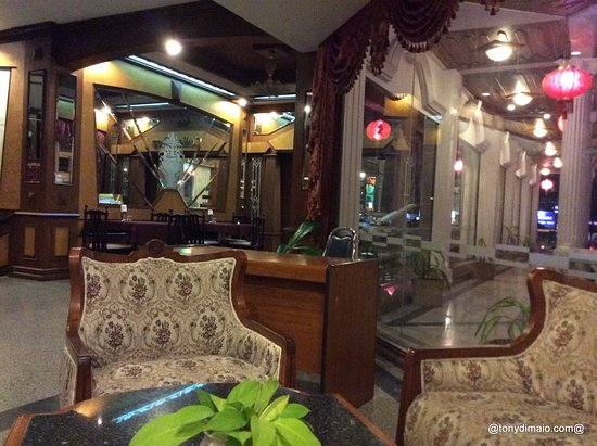 Caesar Palace Hotel: hall