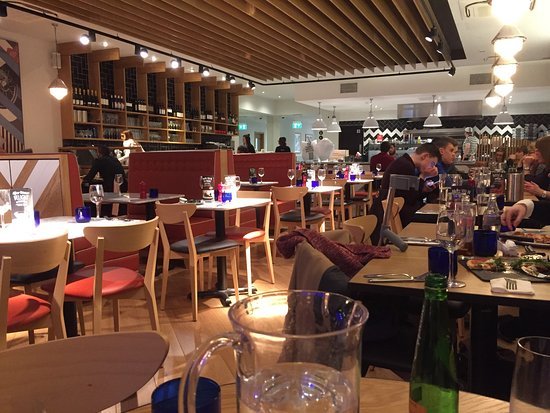 Photo7jpg Picture Of Pizza Express Moseley Birmingham
