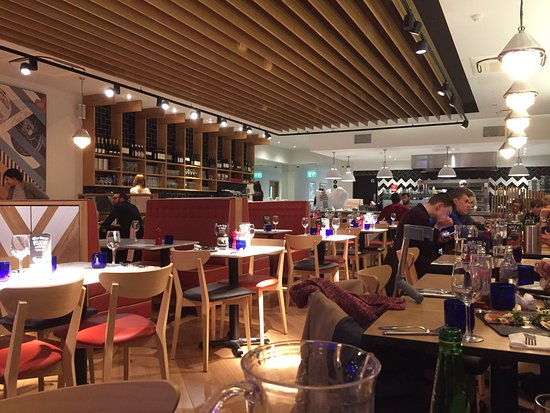 pizza express moseley