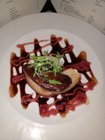 Hy's Steak House - Waikiki: Foie Gras
