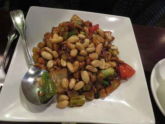 Farragut, Tennessee: Kung Pao Chicken