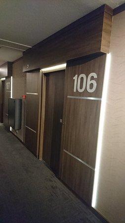 Comfort kamer bild fr n van der valk hotel nuland 39 s for Brabant deur
