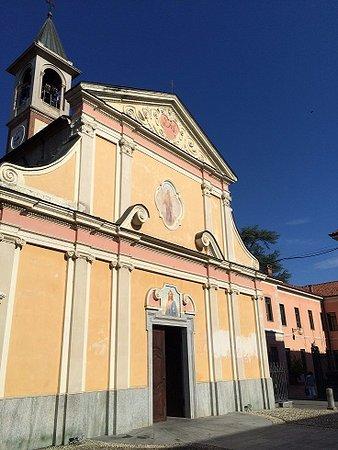 Mongrando, Italy: Veduta presa da me nel 2014