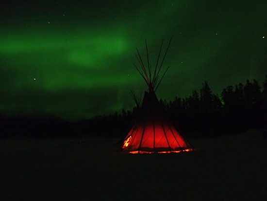 Arctic Range Adventure: Northern Lights Viewing. We Got So Lucky With A  Good Show