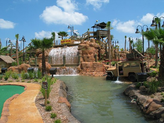 Congo River Golf East Orlando