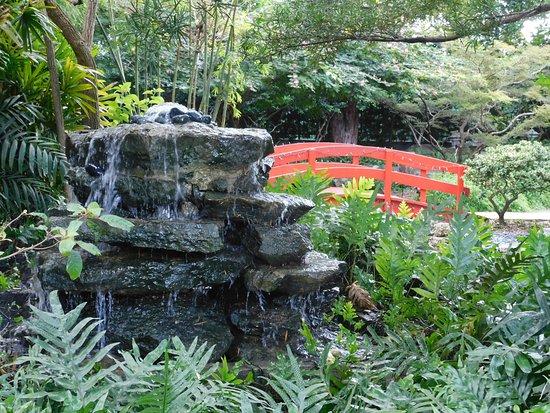 Mapa picture of miami beach botanical garden miami for Jardin 93