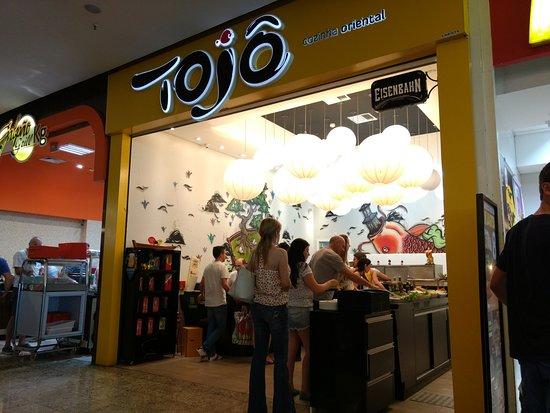 618ba7ecf Tojô Cozinha Oriental