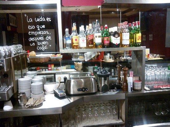 Nuestros Aperitivos Picture Of El Rincon De Mapi Madrid