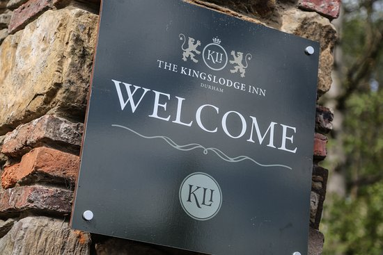 Kingslodge Hotel: Welcome to The Kingslodge Inn minutes from Durham city centre