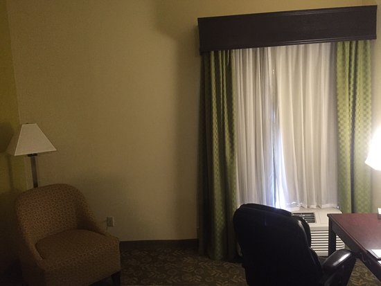 Hampton Inn Frankfort: Room with double beds