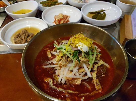 Jinju, Corea del Sur: 기대를많이하고 먹어서그런지...