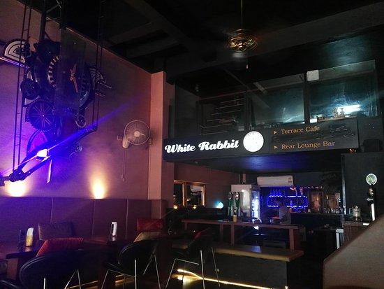White Rabbit Lounge Bar Picture