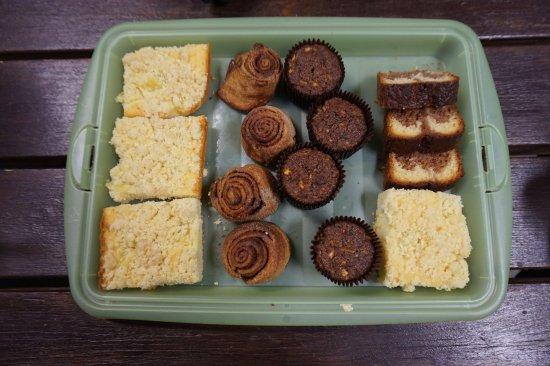 Polar Hestar : The most delicious pineapple cake!