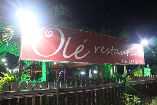 OLE RESTAURANT: Olé restaurant