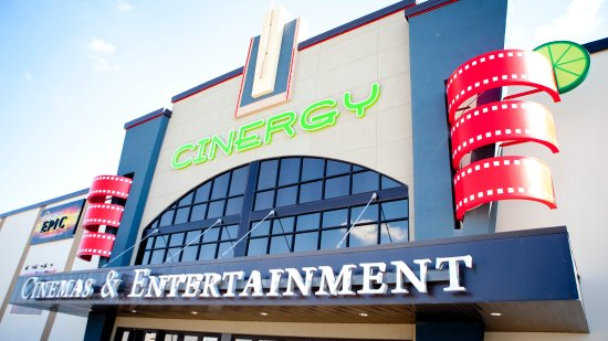 Best entertainment center in Odessa - Picture of Cinergy