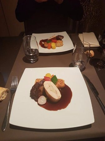 Casino Neuchâtel: Repas