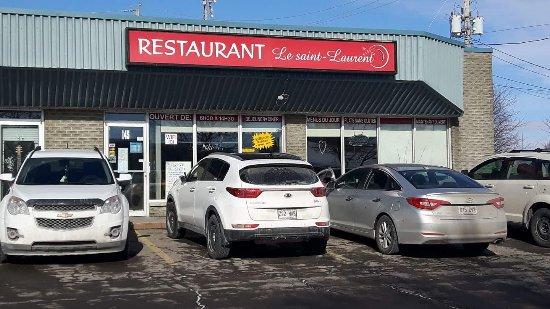 Saint-Eustache, Canada: Restaurant Le St Laurent