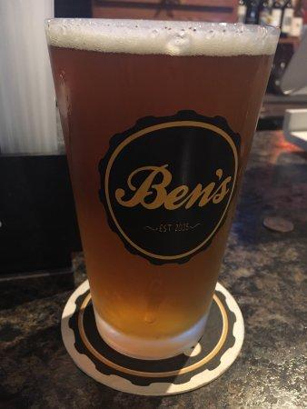 Yankton, SD: Cold craft beer