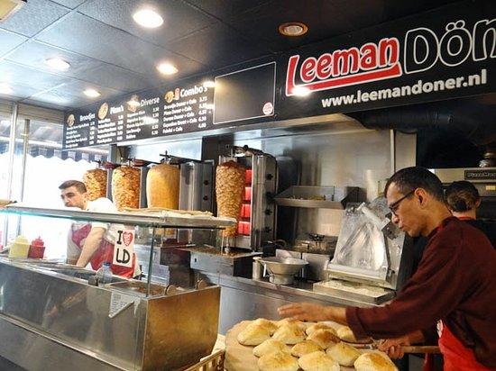 Leeman doner amsterdam restaurantbeoordelingen for Turks restaurant amsterdam