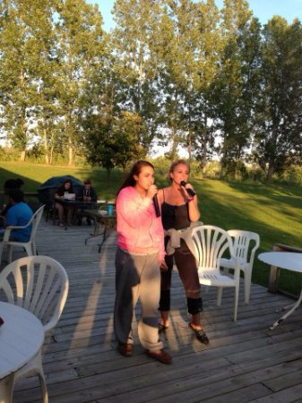Gore Bay, Canada: Karaoke night
