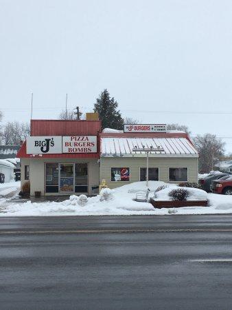 Σεντ Άντονι, Αϊντάχο: Big J's Burgers and Pizza