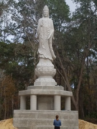 A Nan Buddhist Statue Park