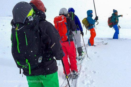 Bayfield, Κολοράντο: Backcountry ski tours