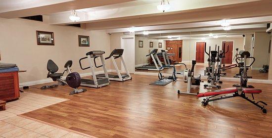 Eviston House Hotel: Fitness Center