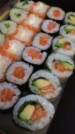 Sushi Shop: Sushis à la carte