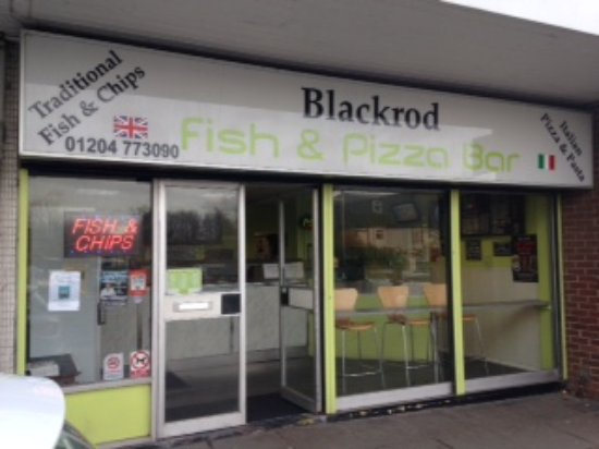 Blackrod Fish & Pizza Bar