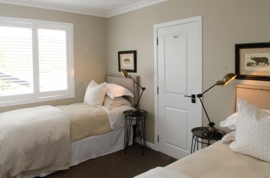 Rotorua District, Nova Zelândia: 2nd bedroom Kingfisher Suite