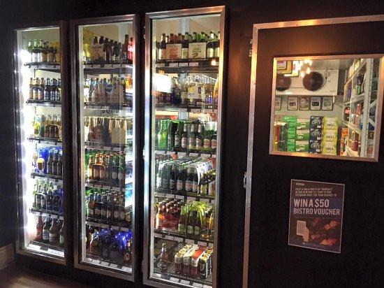 Mannum, Australien: Bottle Shop
